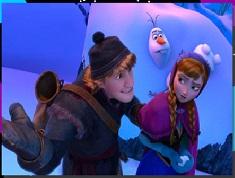 Anna and Kristoff Adventure…