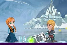 Anna and Kristoff Bubble