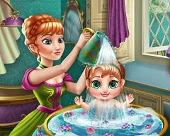 Anna Baby Bath