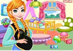 Anna Baby Nursery Decoration