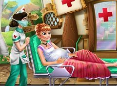 Play Anna Birth Care Game