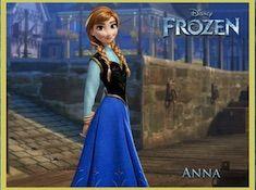 Anna in the Kingdom Puzzle