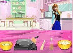 Anna Makes Chicken