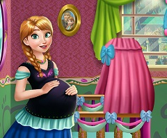 Anna Maternity Room Deco