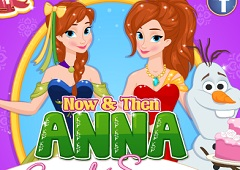 Anna Now and Then Sweet Sixteen