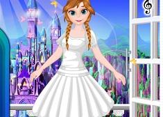 Anna Princess Dress