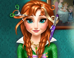 Anna Real Hairstyle