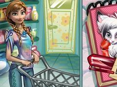 Anna Shopping