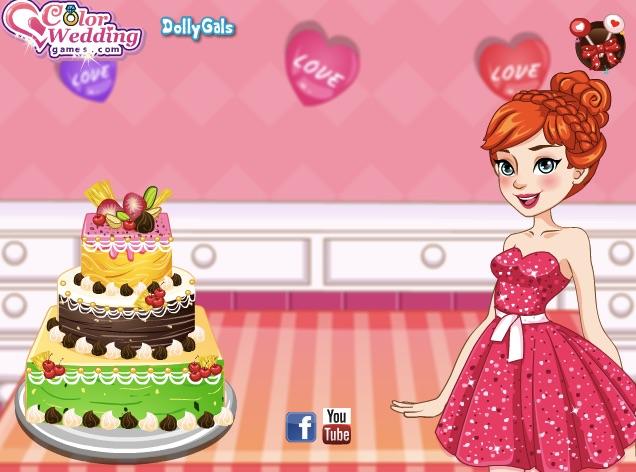 Anna Valentines Cake