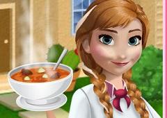 Annas Kitchen Zucchini Soup