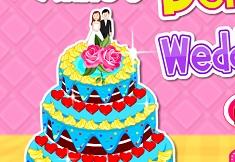 Anne Delicious Wedding Cake