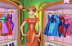 Annie Shopping Time