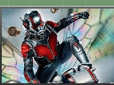 Ant Man Puzzle