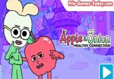Apple and Onion Healthy Connections
