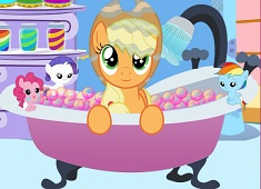 Apple Jack Bubble Bath