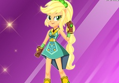Applejack Crystal Guardian