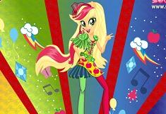 Applejack Rainbooms Style