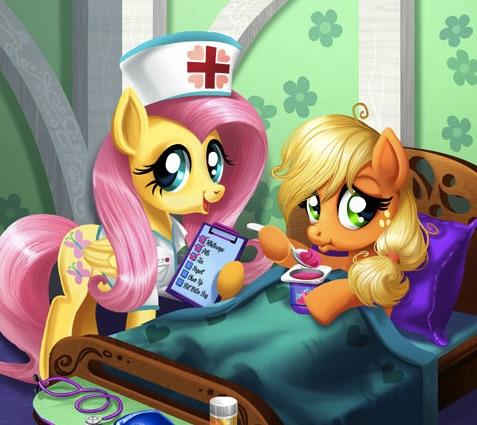 Applejack Stomach Care Doctor