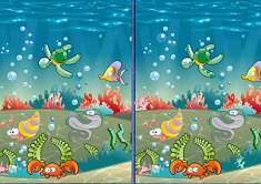Aquarium 10 Differences