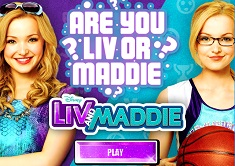 Are You Live or Maddie?