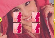 Ariana Grande Memory Game