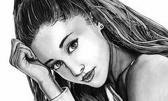 Ariana Grande Puzzle