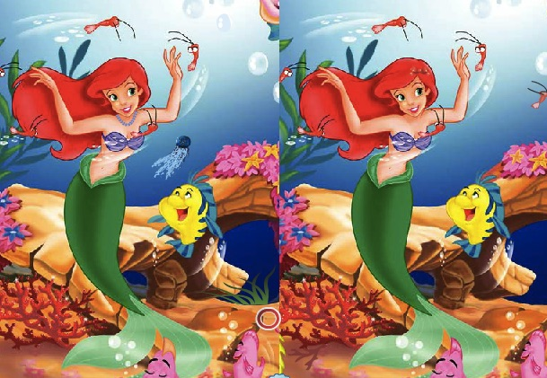Ariel 10 Differences