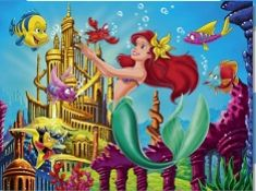 Ariel and Atlantis Puzzle