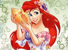 Ariel and Shell Puzzle
