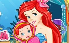 Ariel Baby Birth