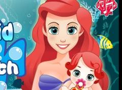 Ariel Baby Birth 2