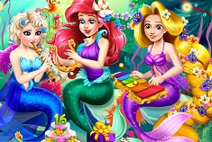 Ariel Birthday Party