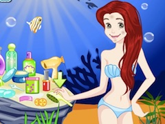 Ariel Facial Make UP