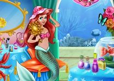 Ariel Makeup Room