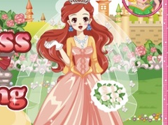 Ariel Manga Wedding