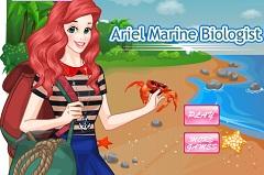Ariel Marine Biologist