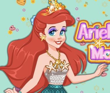 Ariel Moden Makeover