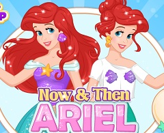 Ariel Now and Then Sweet Sixteen