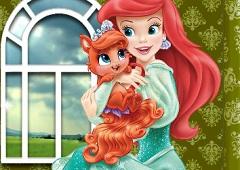 Ariel Princess Palace Pet
