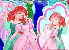 Ariel Prom Shopping