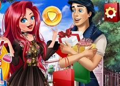 アリエル・ショッピング・ホールゲーム
