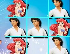 Ariel Tic Tac Toe
