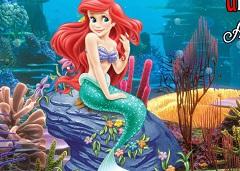 Ariel Underwater