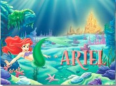 Ariel Underwater Palace Puzzle