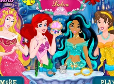 Ariel Underwater Salon
