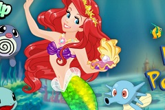 Ariel Water Pokemon Care