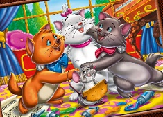Aristocats Coloring Online