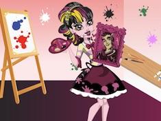 Art Class Draculaura