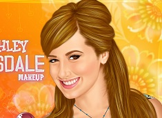 Ashley Tisdale Makeover