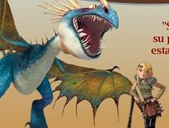 Astrid Training Dragon